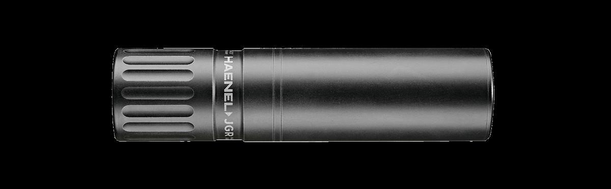 Kooperation mit dem Schweizer Spezialisten B&T: JGR Suppressor von Haenel
